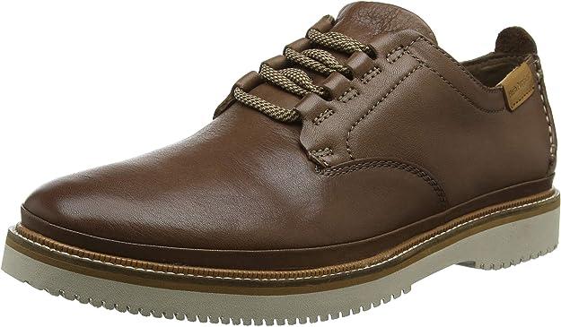 TALLA 41.5 EU. Hush Puppies Bernard Convertible, Zapatos de Cordones Oxford para Hombre