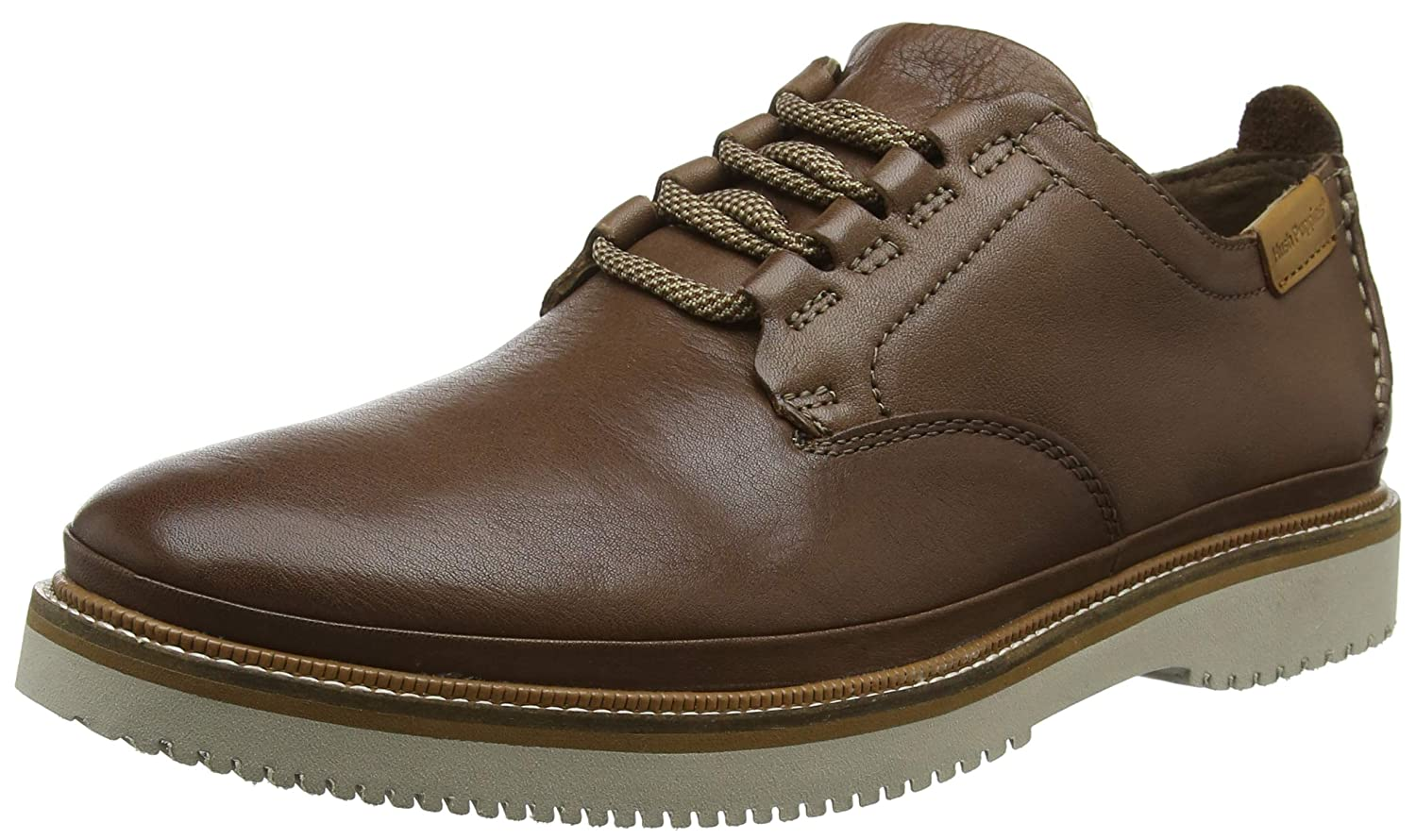 Hush Puppies Bernard Convertible, Zapatos de Cordones Oxford para Hombre