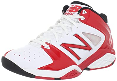 5a26f6c5a7e72 New Balance BB82 Mens Red Basketball Shoes Size New/Display UK 9 ...