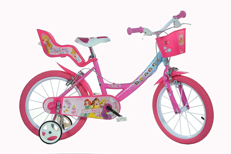 Dino Bikes 164 R-PSS – Bicicletta per ragazza 16, da 6 a 8 anni
