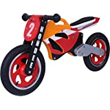 Hondee Wooden Motorbike Balance Bike 2017 Model