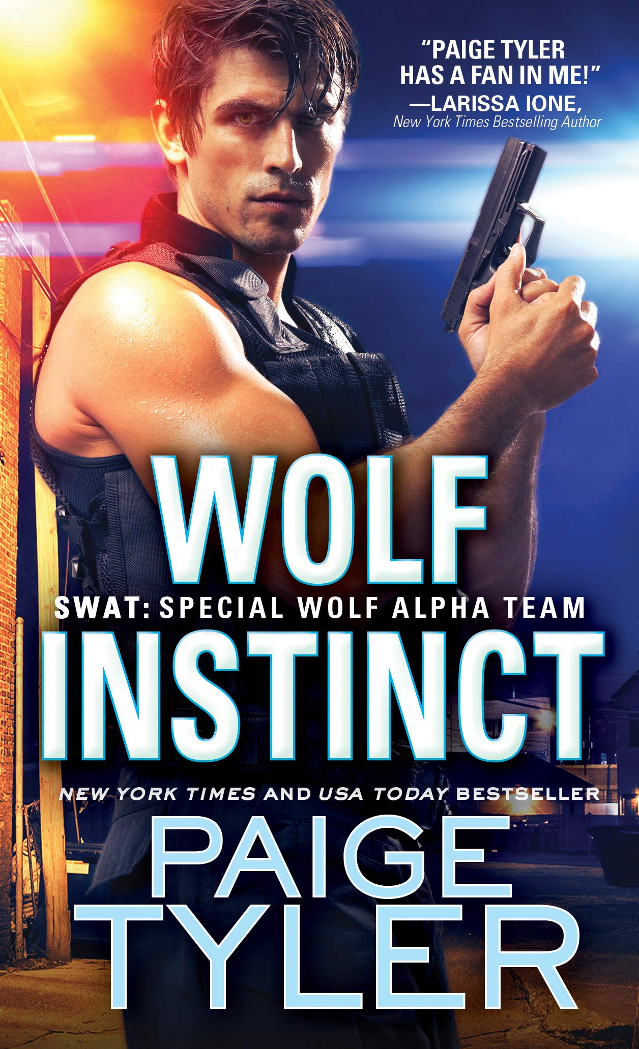 Amazon com: Wolf Instinct (SWAT) (0760789273483): Paige Tyler: Books