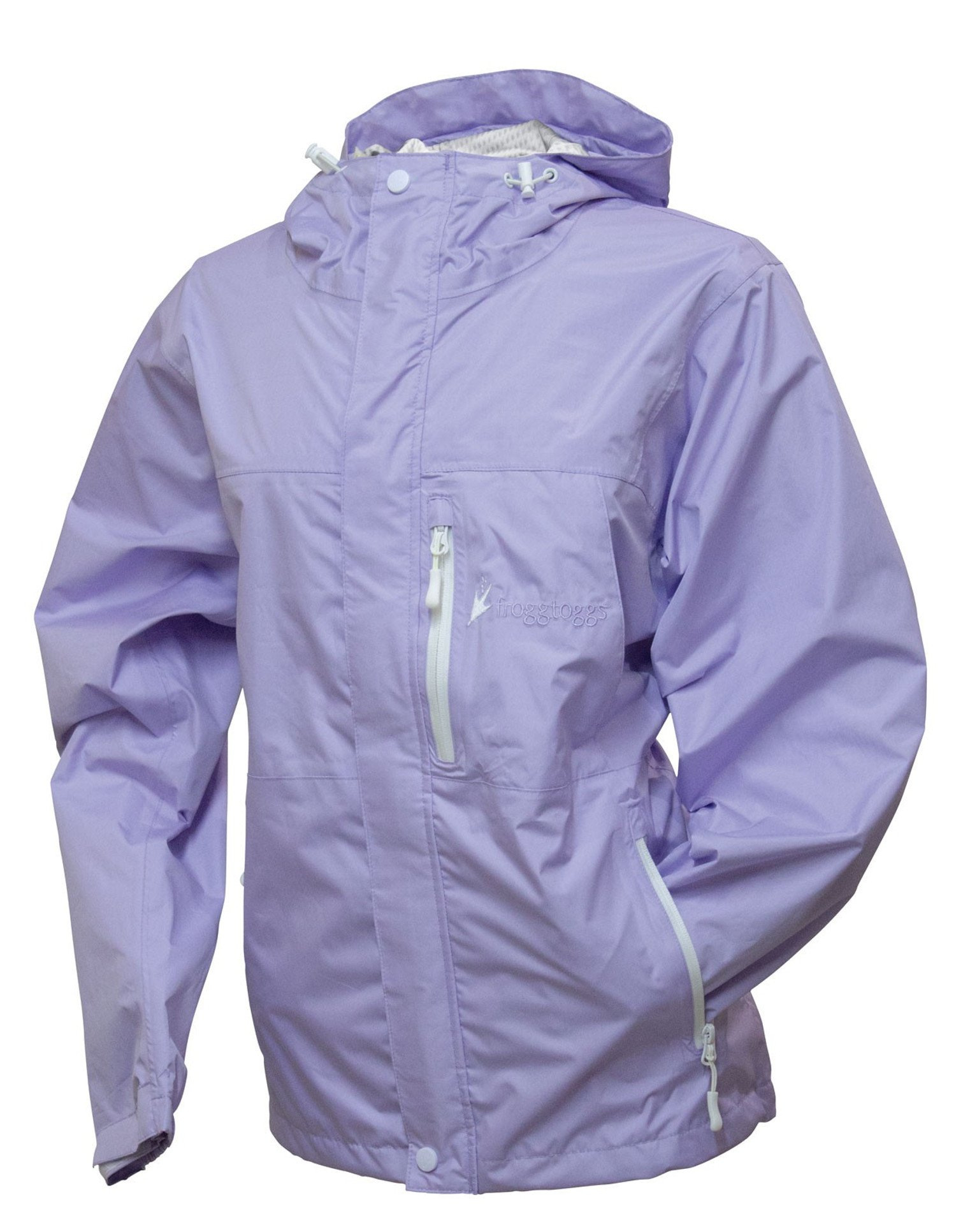 NT65501-65LG Women's Toad Rage Jacket Purple Large