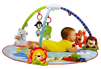 d419bd7901424 Buy SMART BABY DELUXE MUSICAL ACTIVITY GYM Online at Low Prices in ...