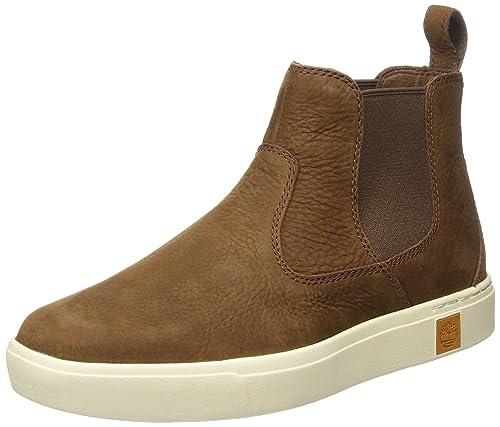 Timberland Amherst, Botas Chelsea para Hombre: Amazon.es: Zapatos y complementos