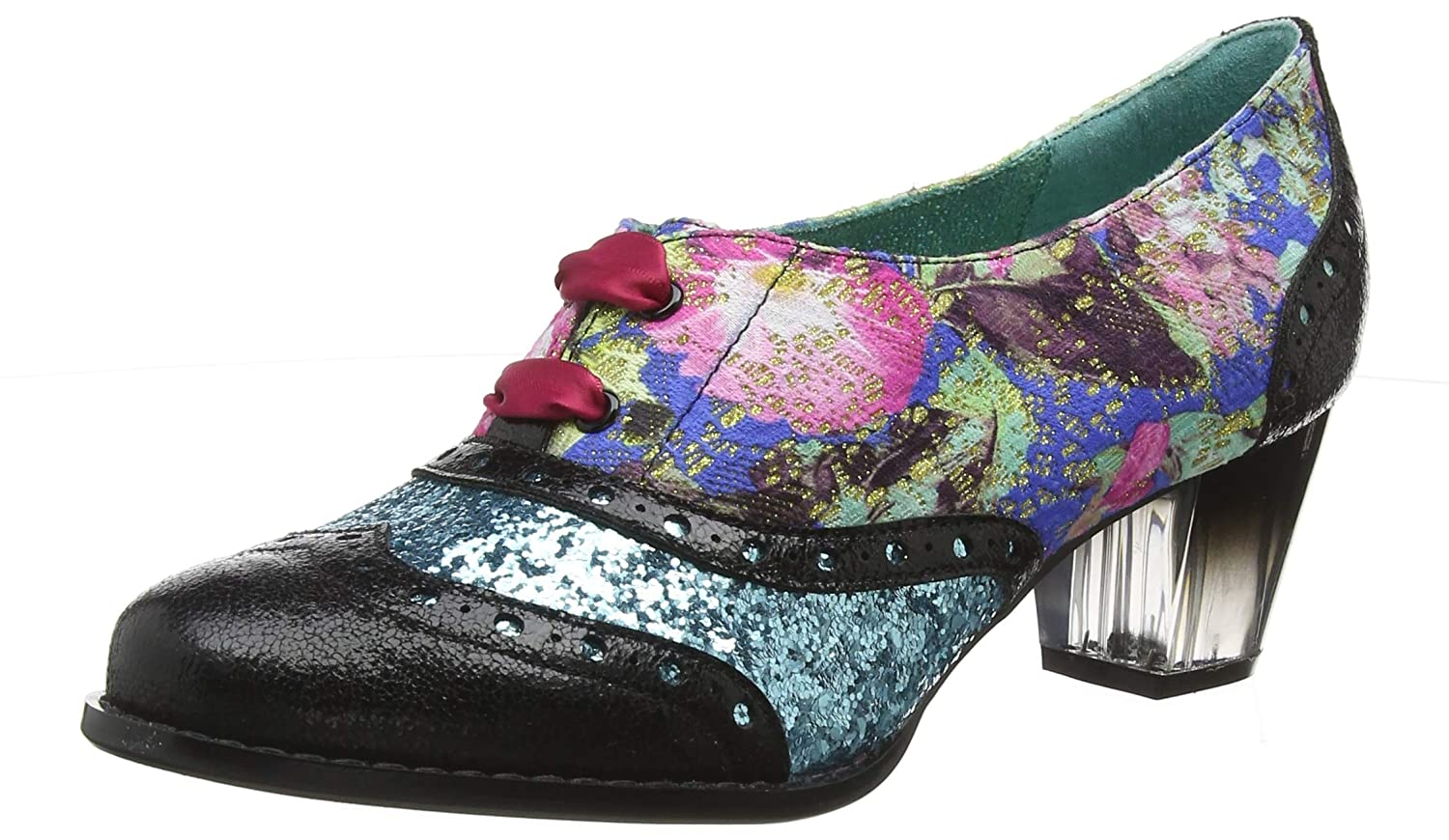 Noir (noir Combi U) Poetic Licence by by by Irregular Choice Corporate Beauty, Brogues Femme 9b6