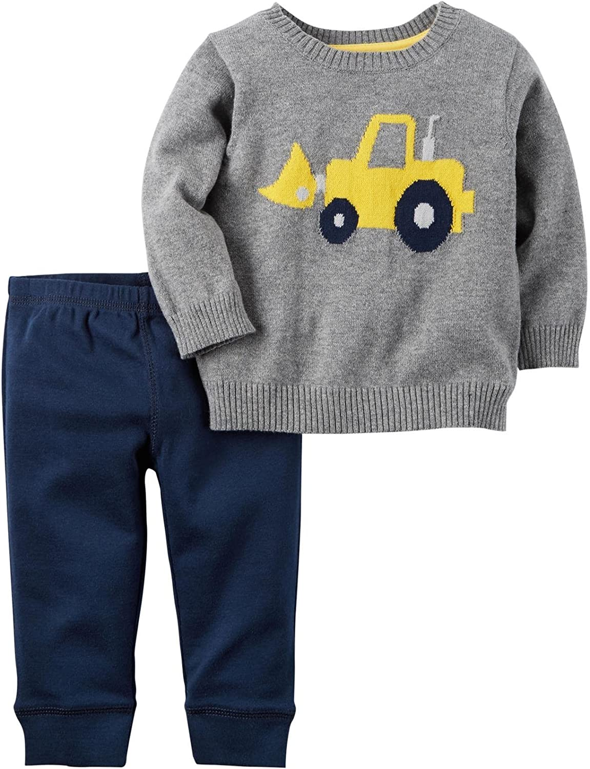 Carters Baby Boys 2 Pc Sets 121g857