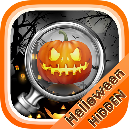 Hidden Object Game : Helloween Hunter (Halloween Hidden Object Games)