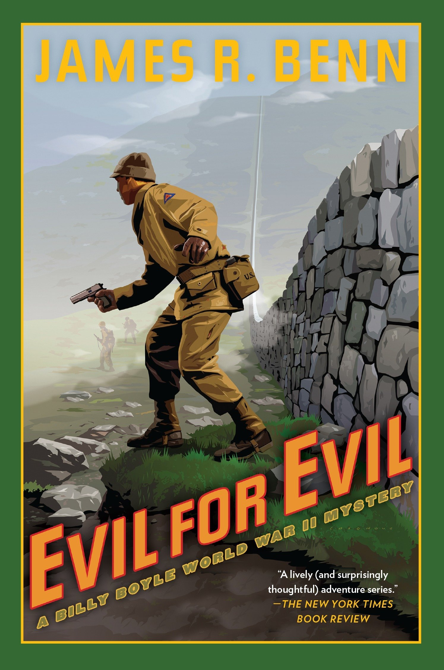 Download Evil for Evil (A Billy Boyle WWII Mystery) PDF