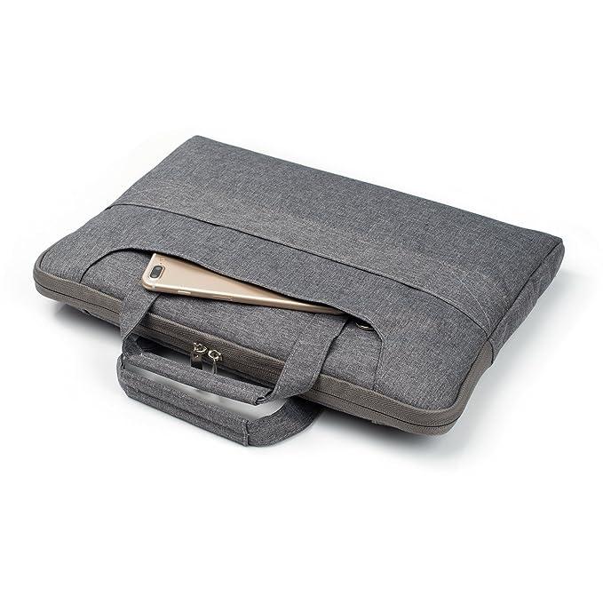 Liamoo - ® Funda para portátil Apple MacBook/portátil/ultrabook/bolsa/funda/carcasa/Sleeve/11/13/15 pulgadas: Amazon.es: Electrónica