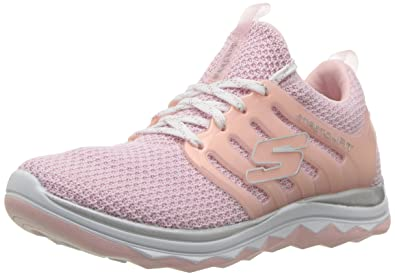 35762263fdbe Skechers Kids Girls  Diamond Runner-Sparkle Sprint Sneaker