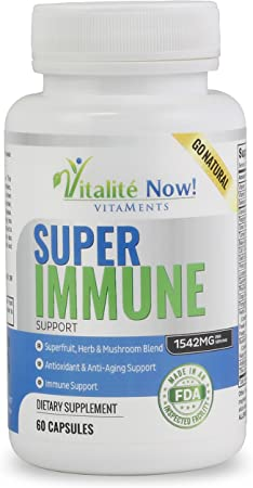 Super Wellness Immune Booster