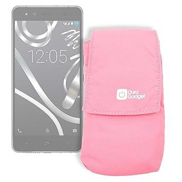 DURAGADGET Funda Smartphone BQ Aquaris X5 Plus / E5 FHD ...