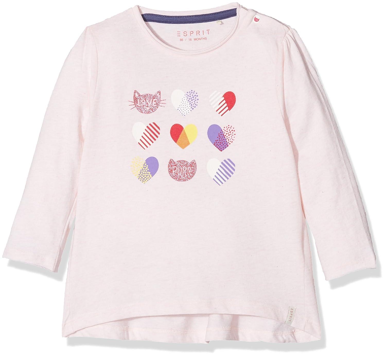 ESPRIT KIDS Baby-Mädchen Langarmshirt RL1006112