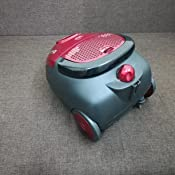 Forbes Eureka Trendy Nano Vacuum Cleaner Red Amazon In