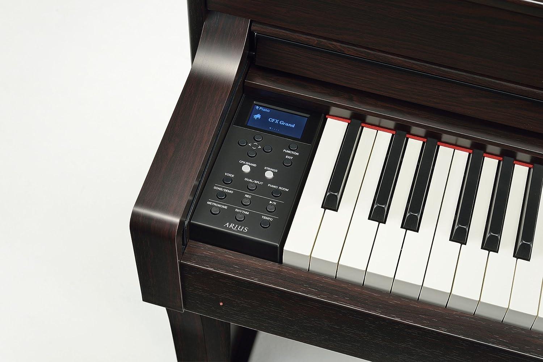 Amazon.com: Yamaha YDP184R Arius Series Console Digital Piano with Bench,  Dark Rosewood: Musical Instruments