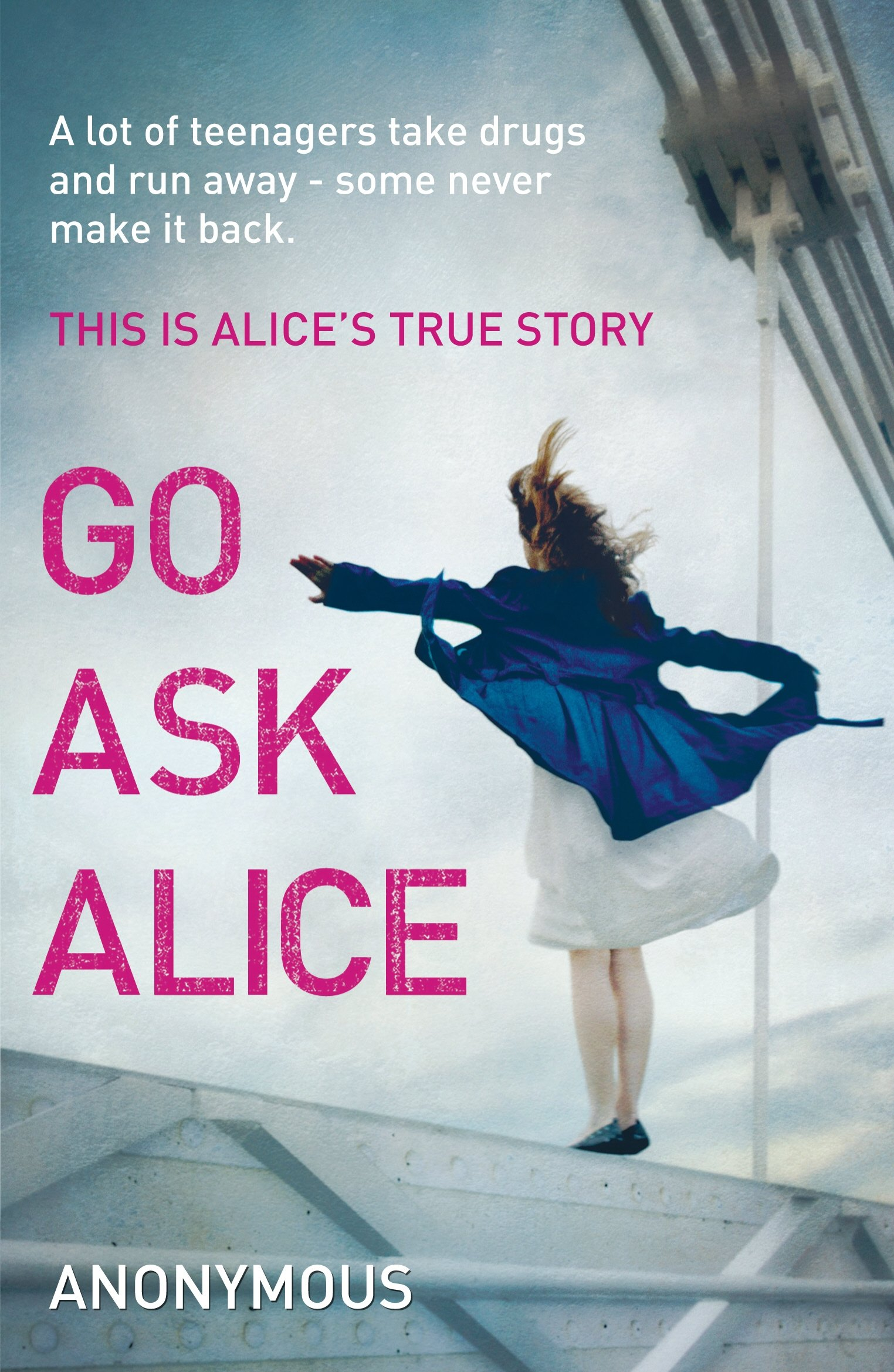 Image result for Go Ask Alice
