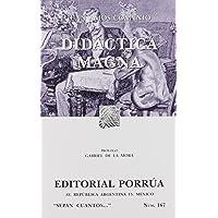 Didactica Magna (portada puede variar)