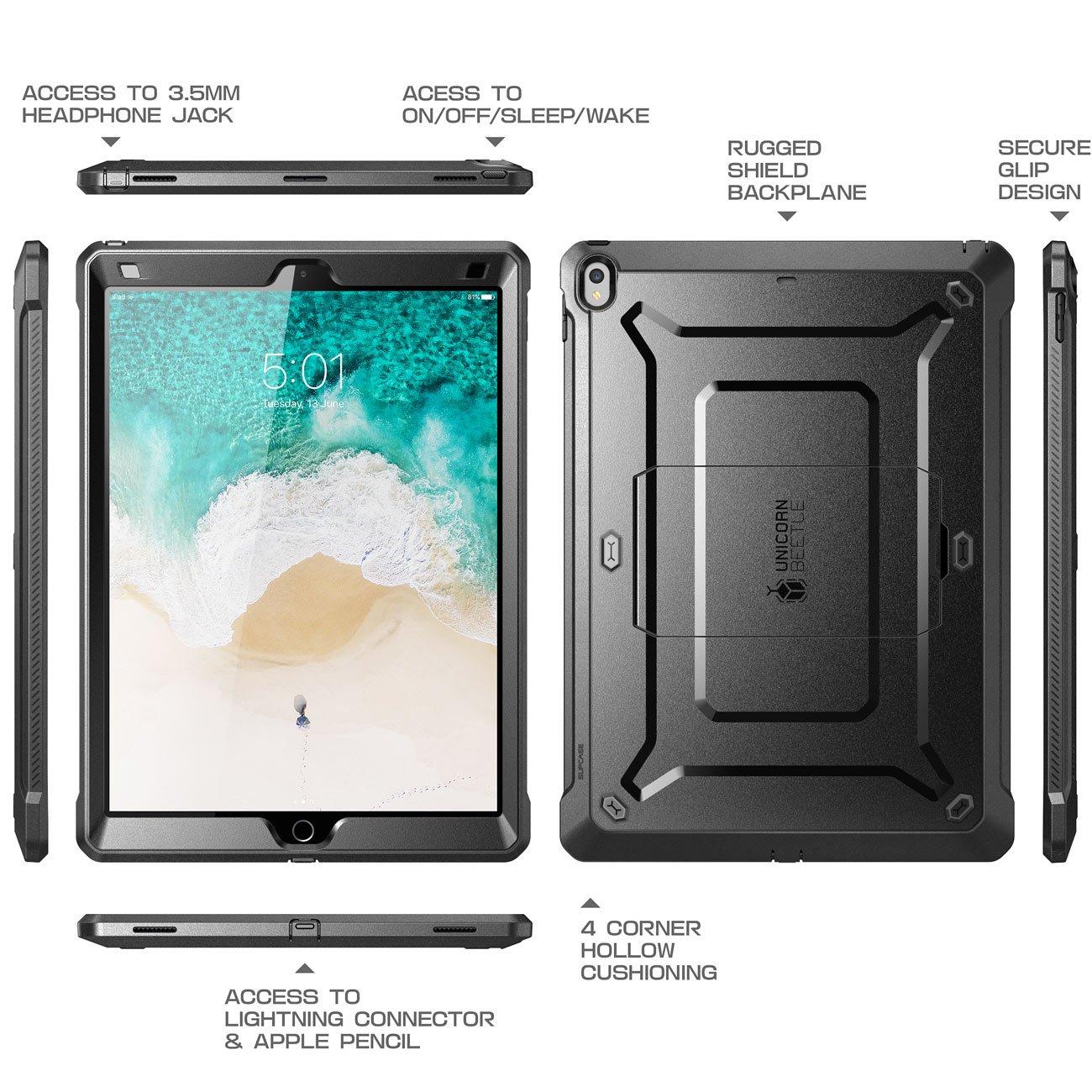 Alle neuen iPad Pro 12,9 Zoll Hülle, SUPCASE: Amazon.de: Elektronik