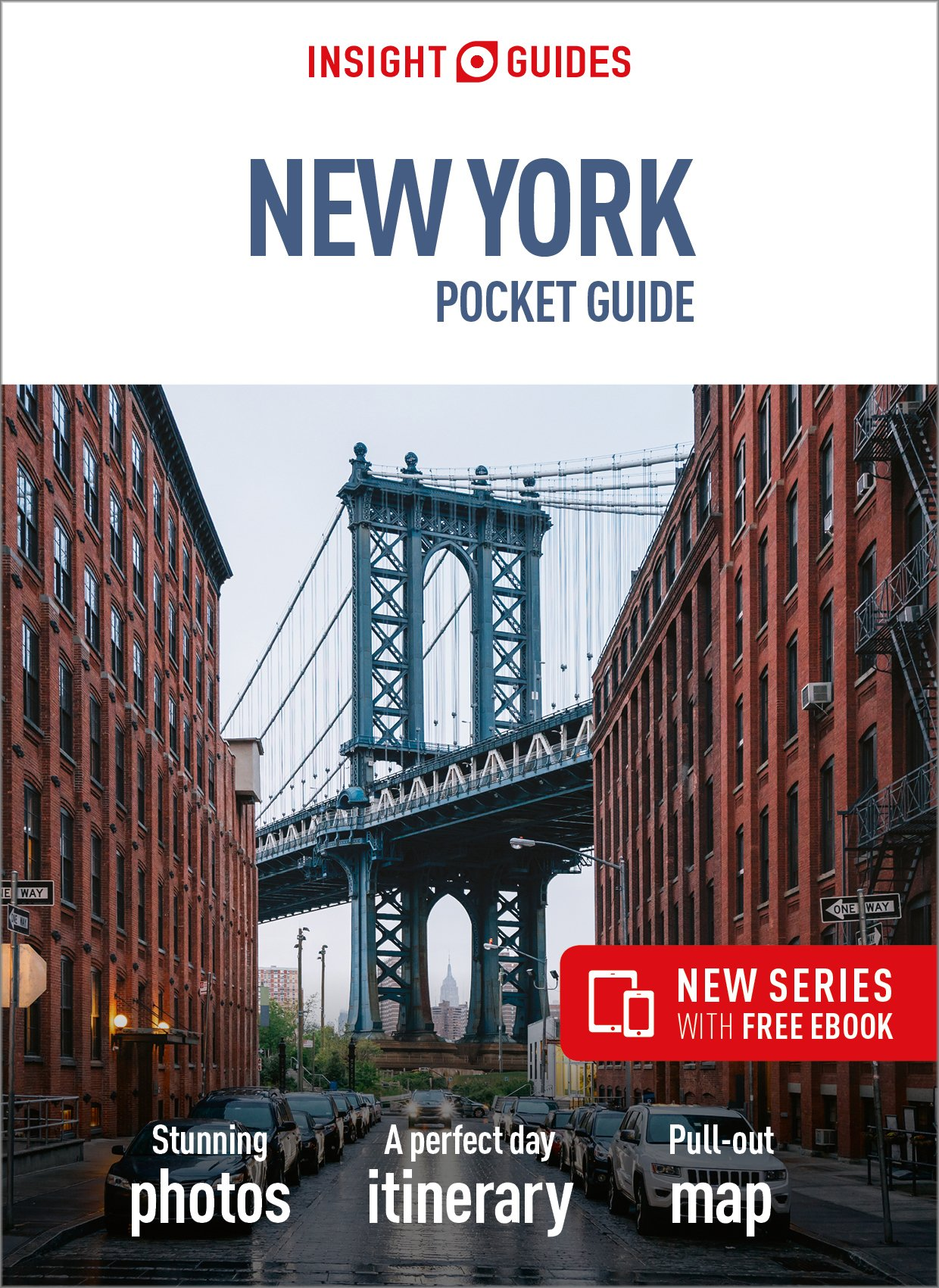 Insight Guides Pocket New York City Travel Guide with Free eBook