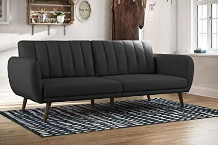 Amazon.com: Mid-Century Convertible Sofa Sleeper ...