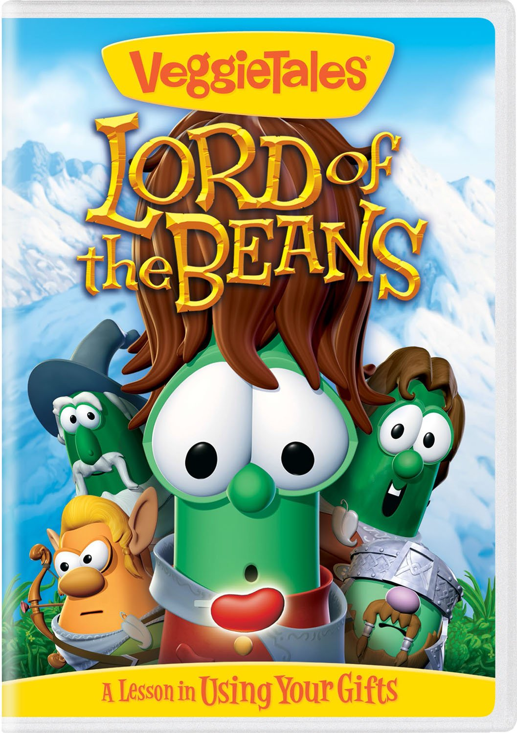 VeggieTales - Lord of the Beans ANConnect 2230975 Cartoons & Animation Movie