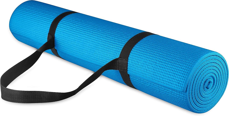 BalanceFrom双面防滑瑜伽垫