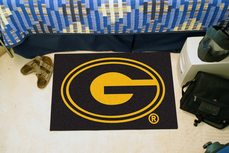 FANMATS NCAA Grambling State University Tigers Nylon Face Tailgater Rug 4431