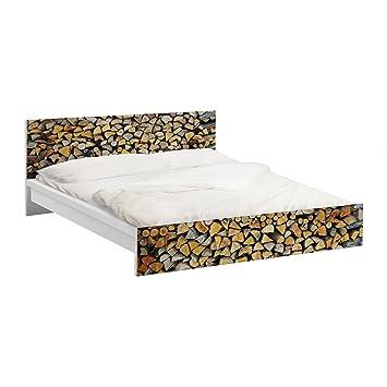 Apalis Vinilo Adhesivo para Muebles IKEA - Malm Bed Low ...