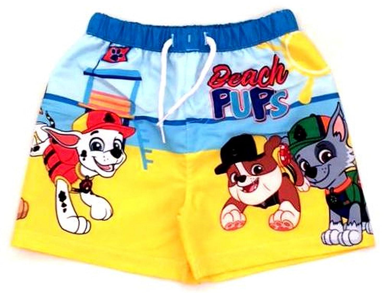 Boys Paw Patrol Swim Shorts, Swimwear, 18/24mths, 2/3, 3/4, 4/5 yrs