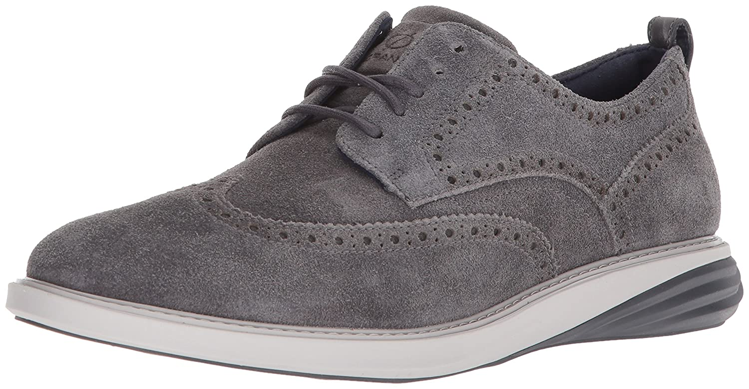 Magnet Leather Vapor Grey-magnet Cole Haan Mens GrandEvOlution Shortwing Oxford
