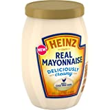 Heinz Real Mayonnaise, 100% Cage Free Eggs, 30 fl. oz. Jar
