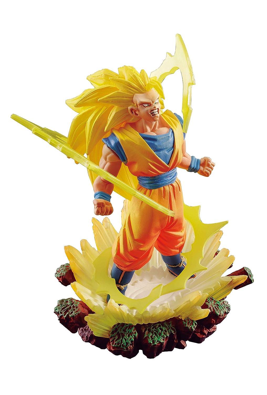 Saiyan 3 Son Goku PVC Figure Diamond Comic Distributors SEP158799 Megahouse Dragon Ball Super Dracap Memorial Statue 03