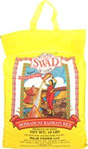 Swad Rice Basmati, 10-pounds