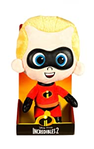"Posh Paws 37094 Disney Incredibles 2 Dash 10"" Soft Toy"