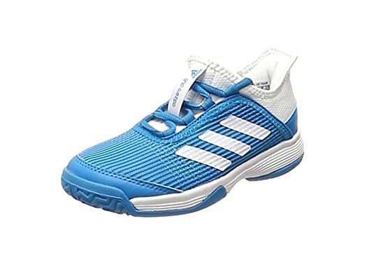 8597afeef185e7 adidas Unisex Kids  Adizero Club K Fitness Shoes  Amazon.co.uk ...