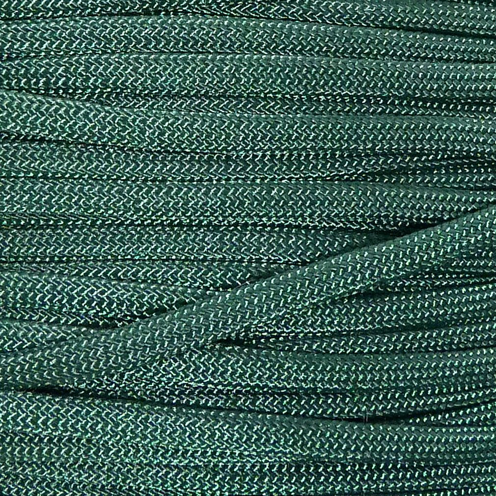 Paracord Deep Emerald Green 100 ft. Hank, 7 Internal Strands, 550 Lb. Break Strength.  Military Survival Parachute Cord for Bracelets & Projects.  Guaranteed Made In US.  Includes 2 eBooks. by Dakota Gear (TM) (Image #4)