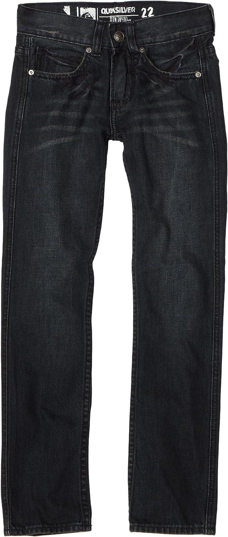 Quiksilver Big Boys Evol Thoughts Deep Blue Jeans