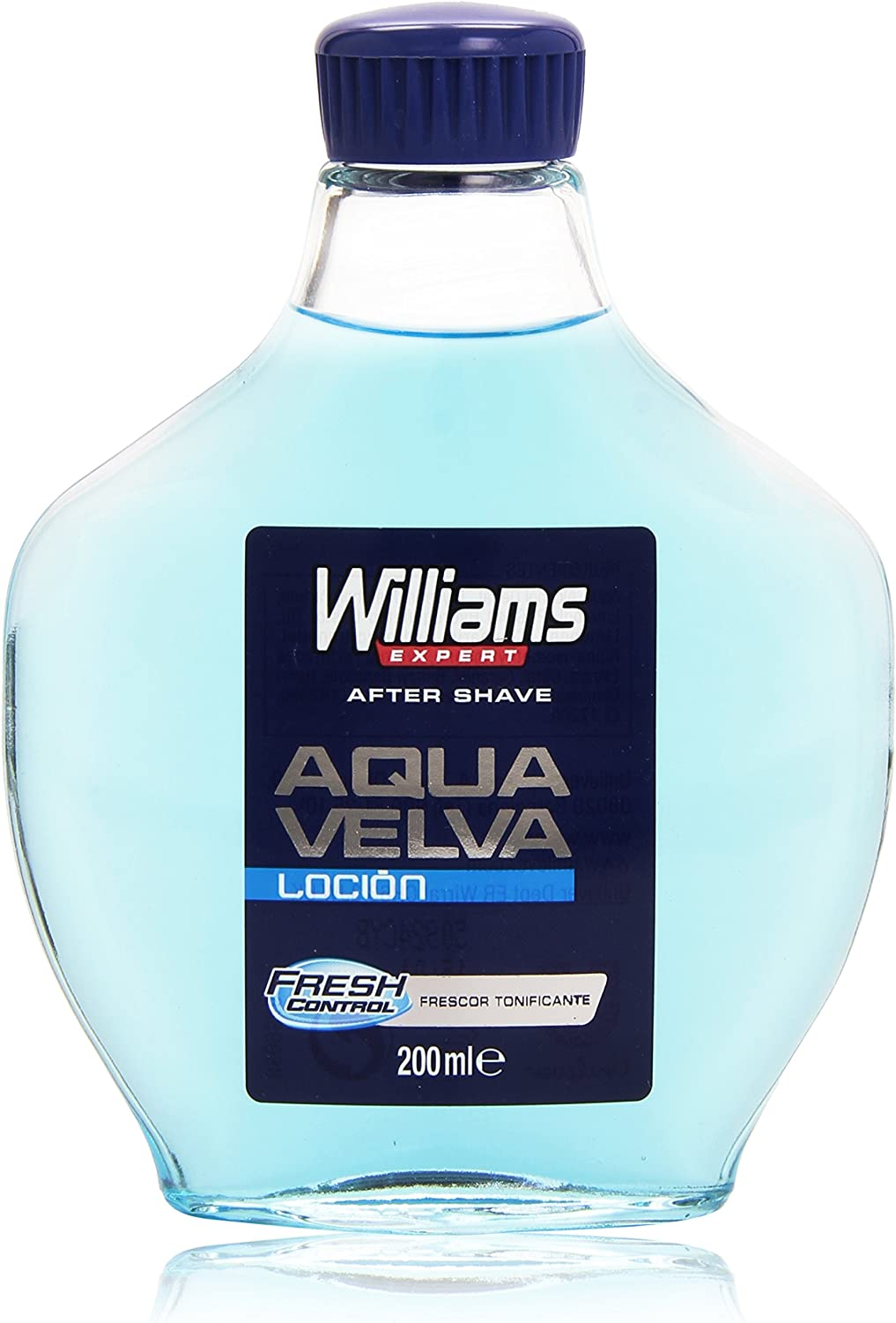 Williams Aqua Velva Loción Aftershave - 200 ml: Amazon.es: Salud y ...