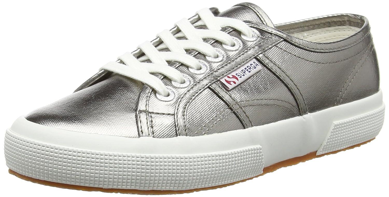 2754 Lamew, Sneakers Hautes Femme, Gris (Gris 980), 39 EUSuperga