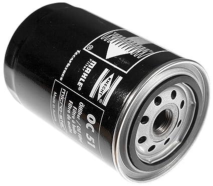 Mahle Filter OC51 Filtro De Aceite
