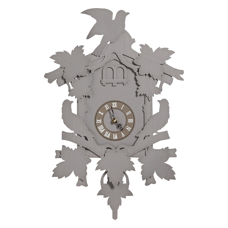 Small Aqua FunDeco Cuckoo Clock