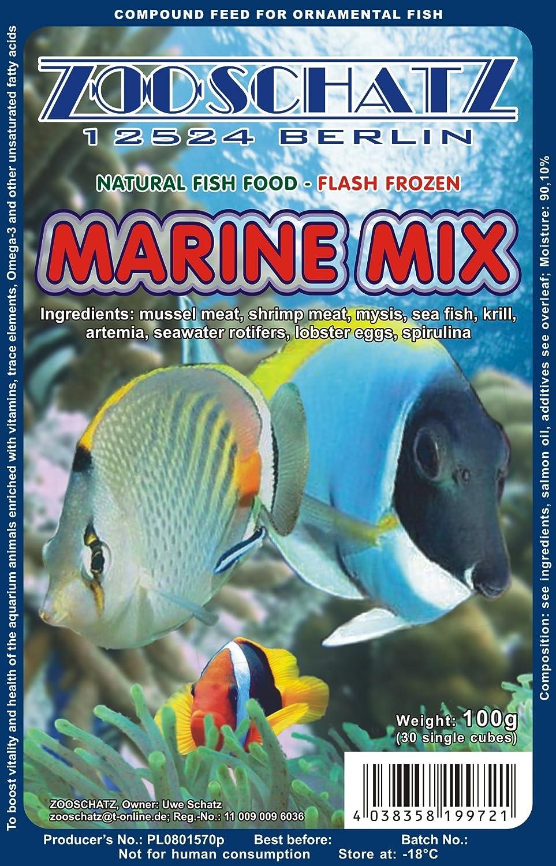 Buy 2 And Get 1 Free Frozen Brine Shrimp With Garlic