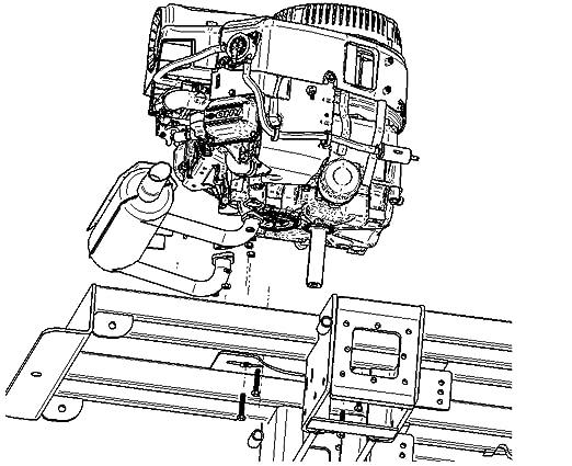 Dixie Chopper OEM Briggs Repl 27 HP Motor Kit para Classic ...
