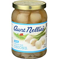 Aunt Nellie's Whole Holland-Style Onions, 15 oz