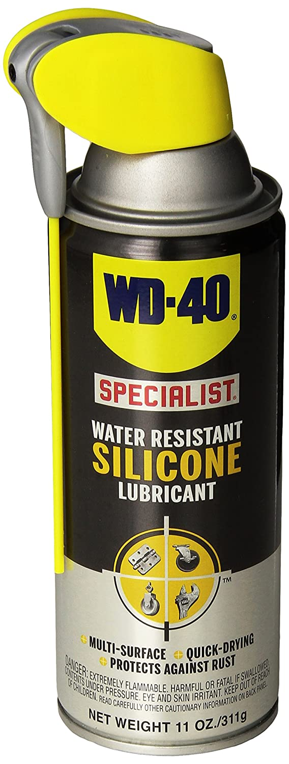 wd 40 300014 specialist water resistant silicone lubricant spray 11 oz pack o ebay. Black Bedroom Furniture Sets. Home Design Ideas