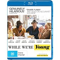 While We're Young BD