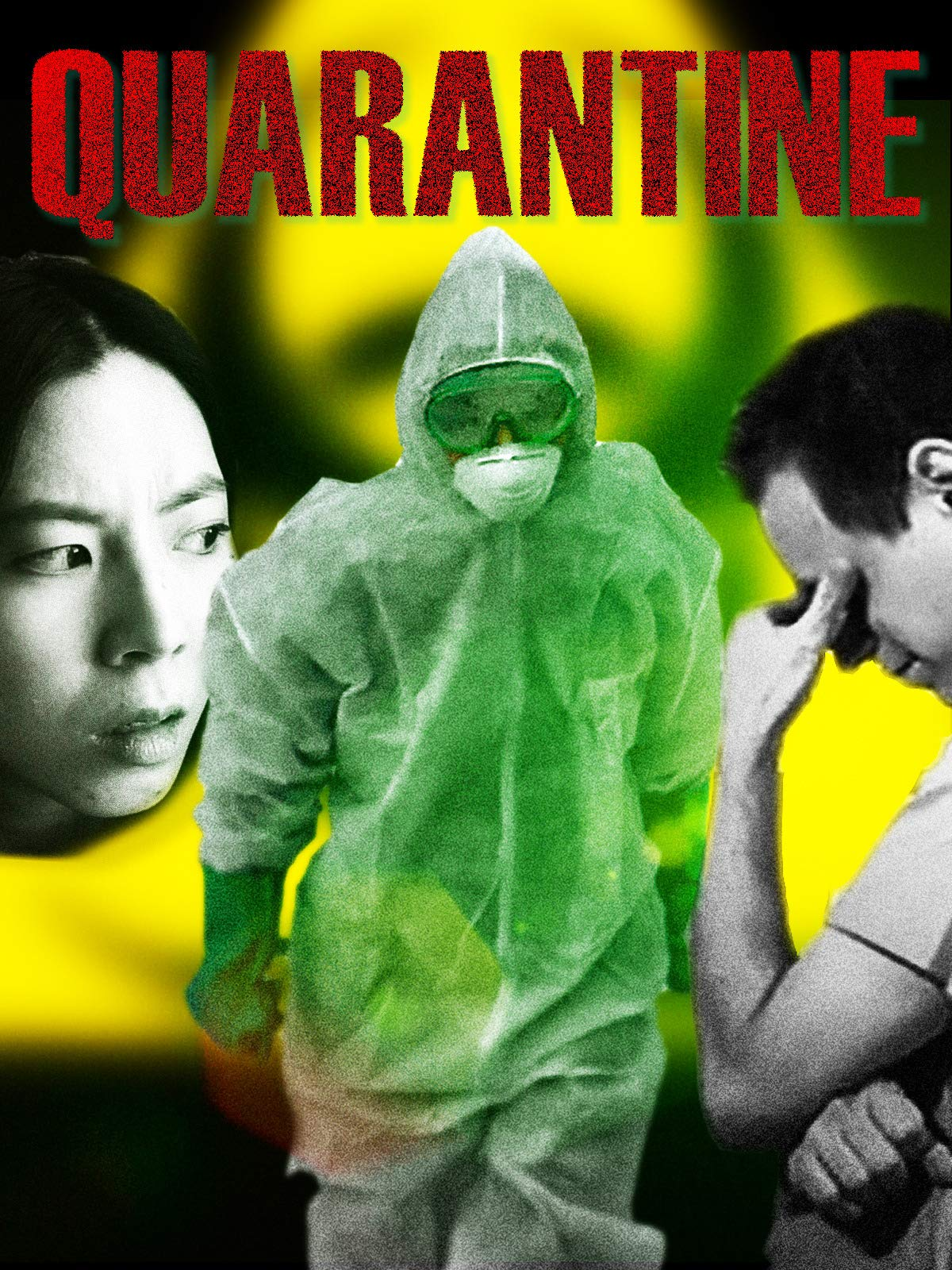 Quarantine on Amazon Prime Instant Video UK