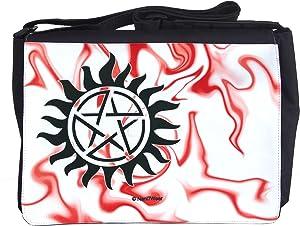 NaniWear Supernatural Anti-Possession Large Geek Messenger/Laptop Bag