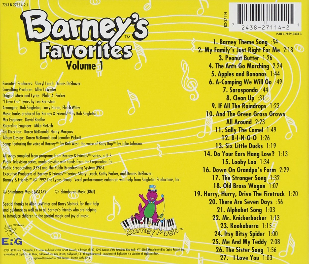 peanut butter and jelly song barney